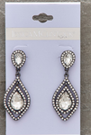 Tear Drop Earrings - Sarai Afrique