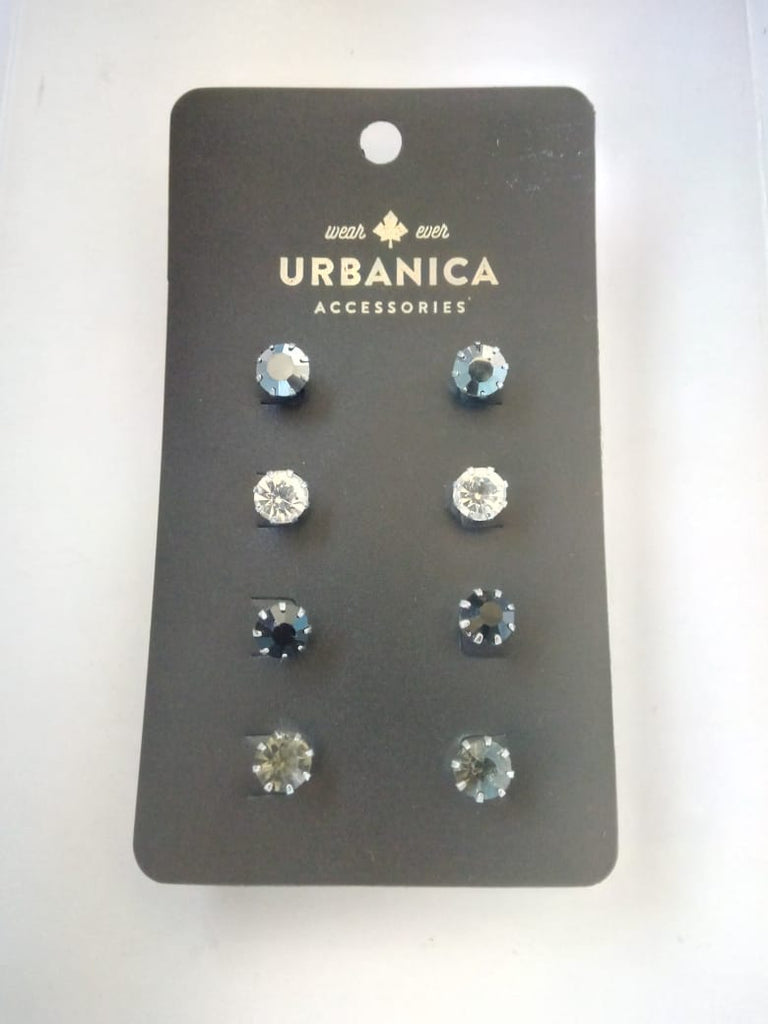 Urbanica Stud Earring Set