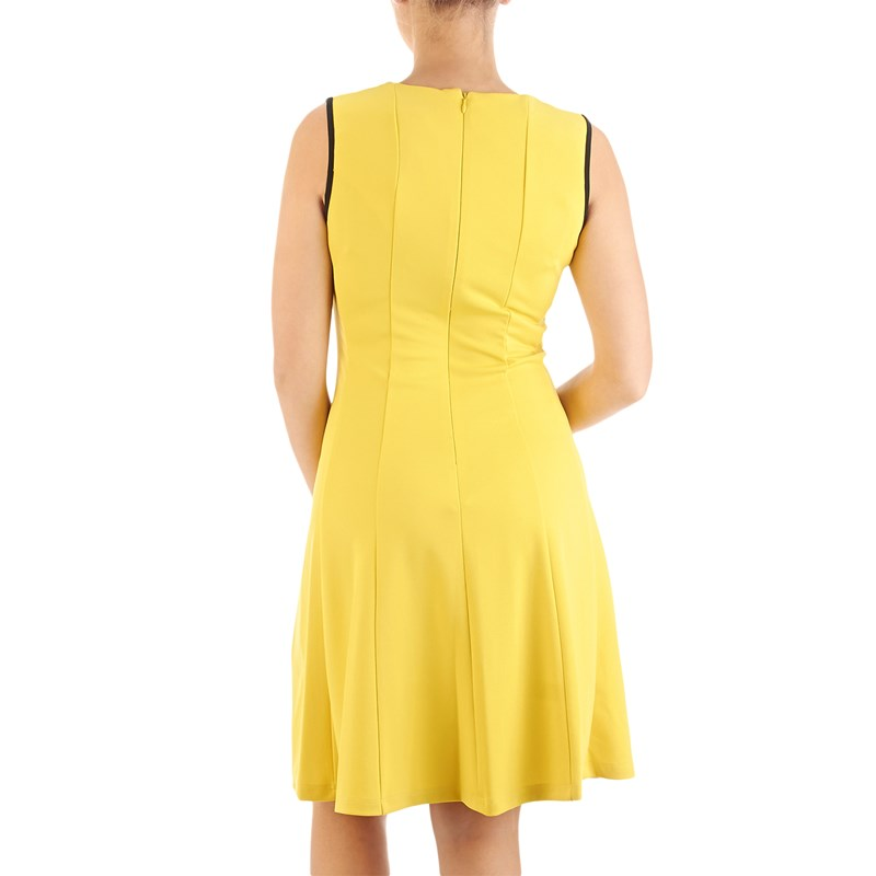 Bumblebee Fit and Flare Dress - Sarai Afrique