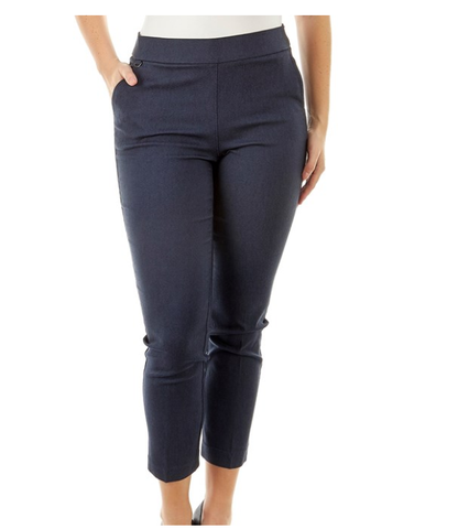 Navy Career Pants - Sarai Afrique