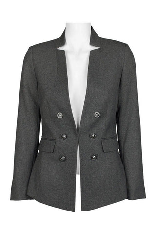 Grey Offical Jacket - Sarai Afrique
