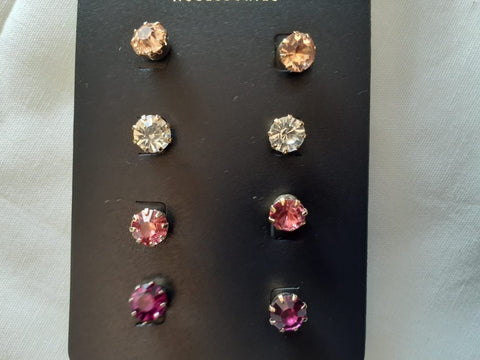 Multicolored Studs