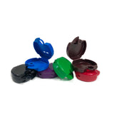 mouthguard case, all colors