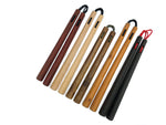 karate weapon nunchaku, various wood examples