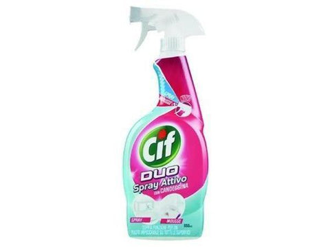 Detergente in spray Cif 650 ml - 12 pezzi