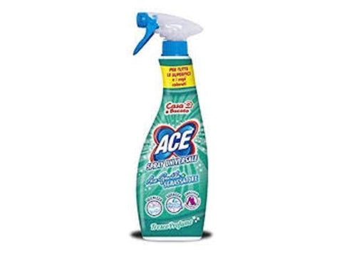 Detergente in spray Ace 650 ml - 10 pezzi