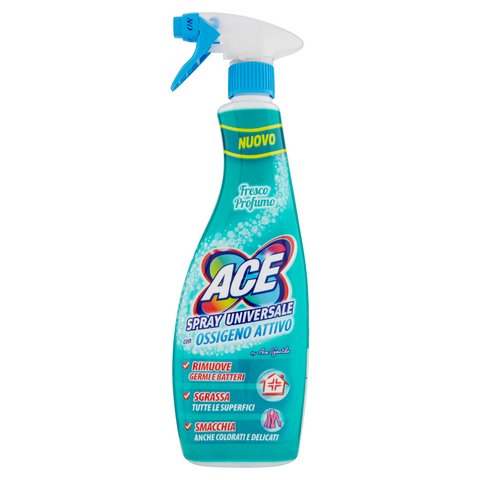 Ace Gentile Spray Universale 600 ml-10 pezzi