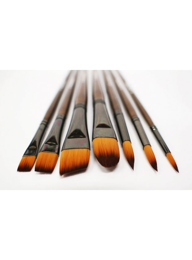 Brush Starter Set (7 pcs) 畫筆套裝 (7支裝)
