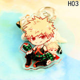 Best Boys Keychain - My Hero Academia Merchandise