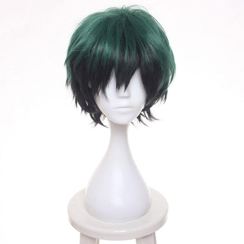 Deku Wig - My Hero Academia Cosplay