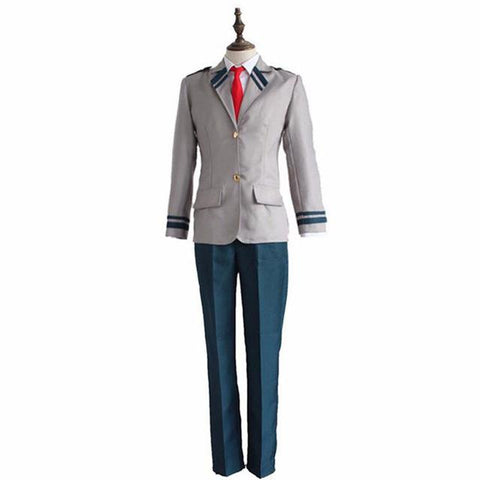 my hero academia male uniform