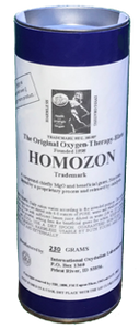 1 - 5 Homozon Canister @ $67.95 - 230 Grams - Double Strength