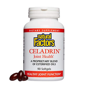 Celadrin by Natural Factors - 90 Softgels