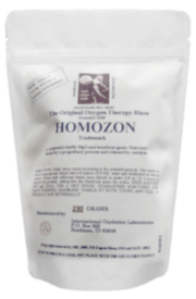 6 Homozon Pouches @ $65.00 each. - 230 Grams each - Double Strength