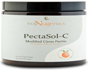 PectaSol-C - Modified Citrus Pectin by EcoNugenics 150 Grams
