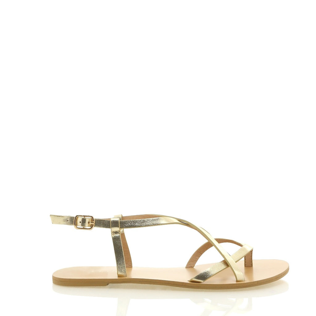 Billini Cadenza Slide - Light Gold