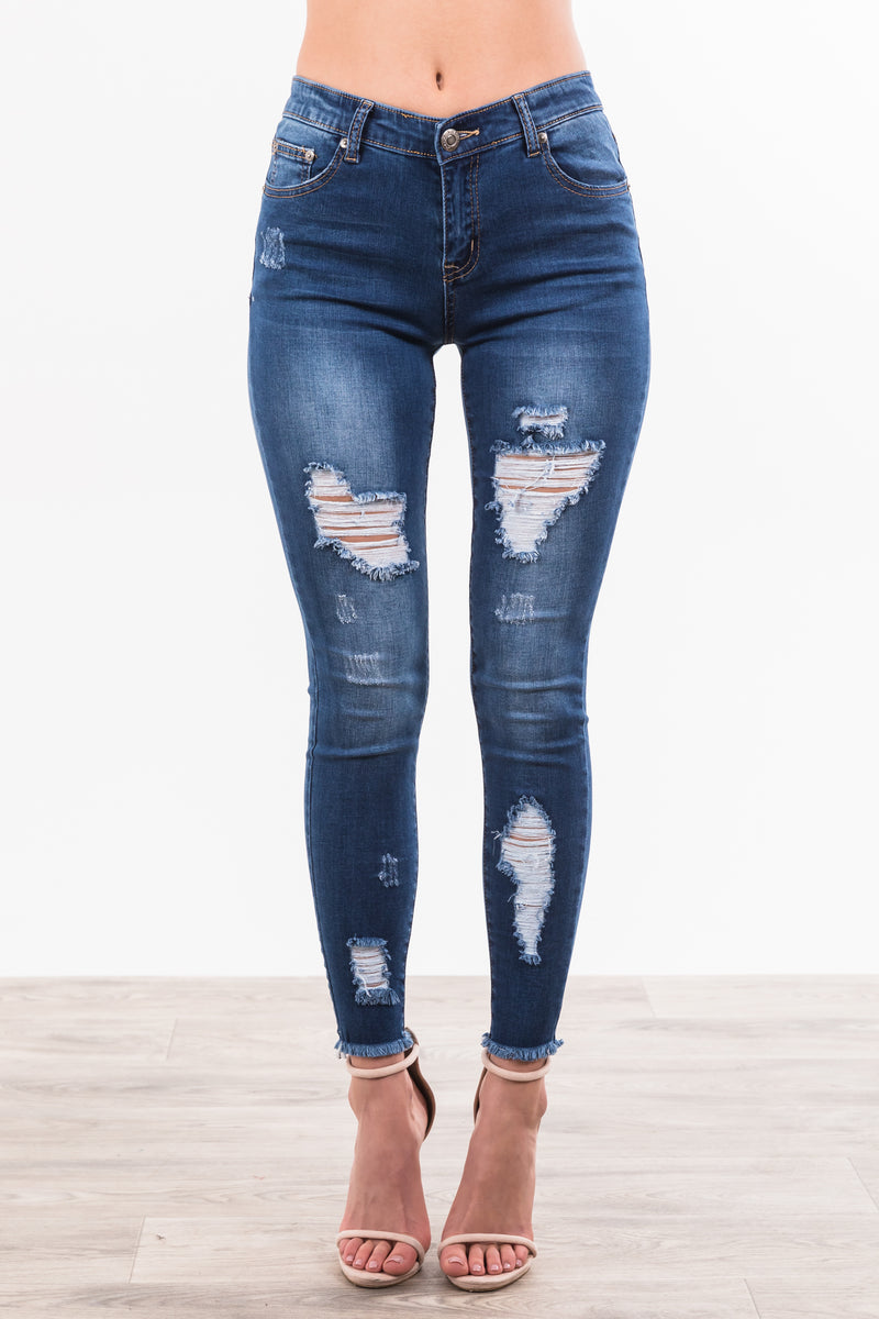 Zoey Jeans