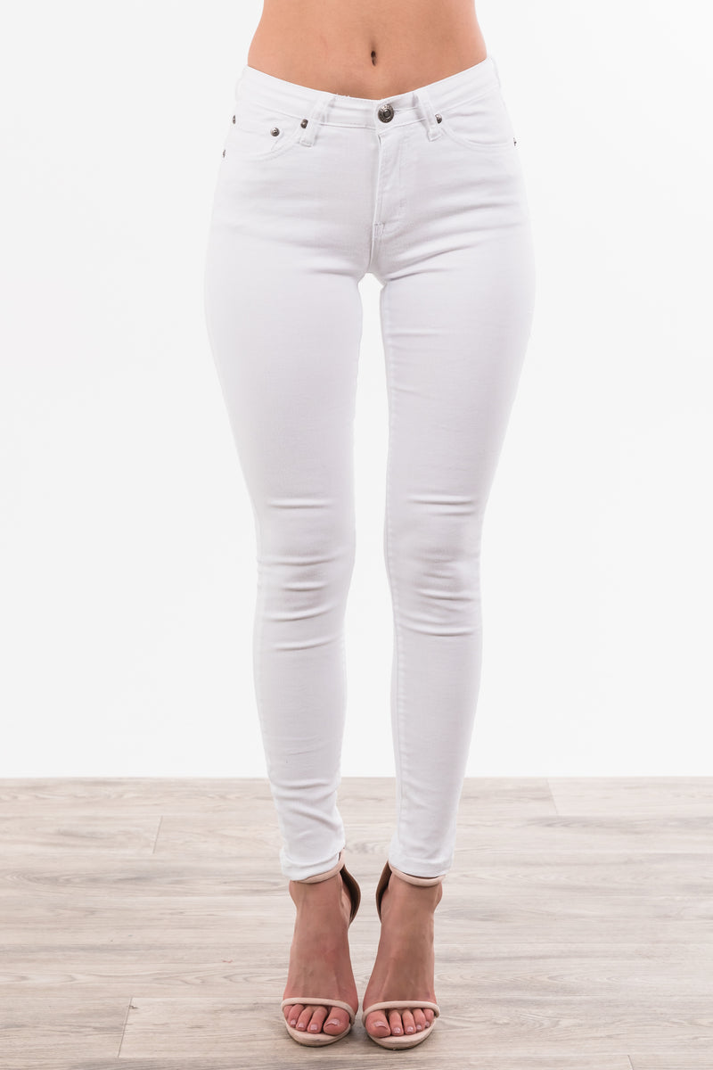 Cameron White Jeans