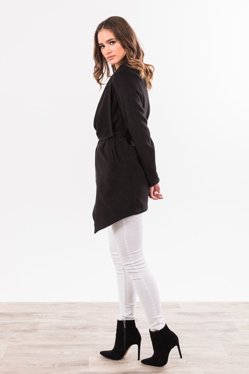 Boston Coat - Black