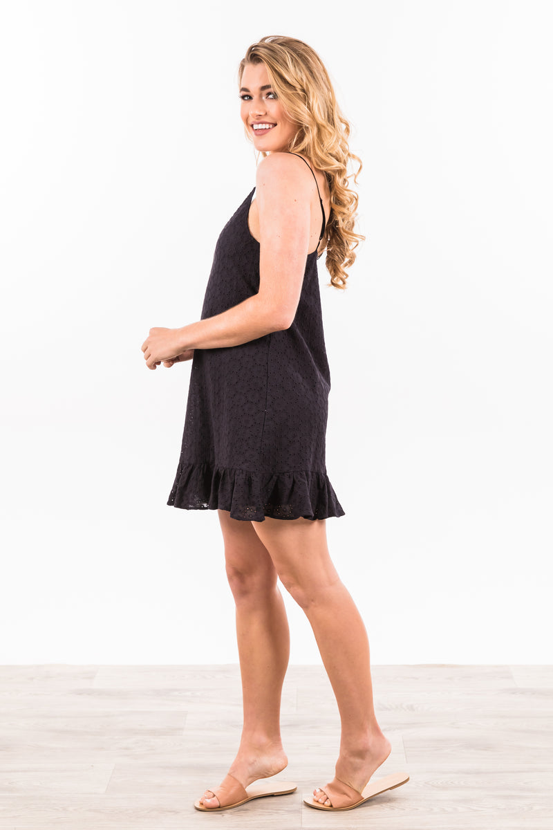 Stacie Dress - Black