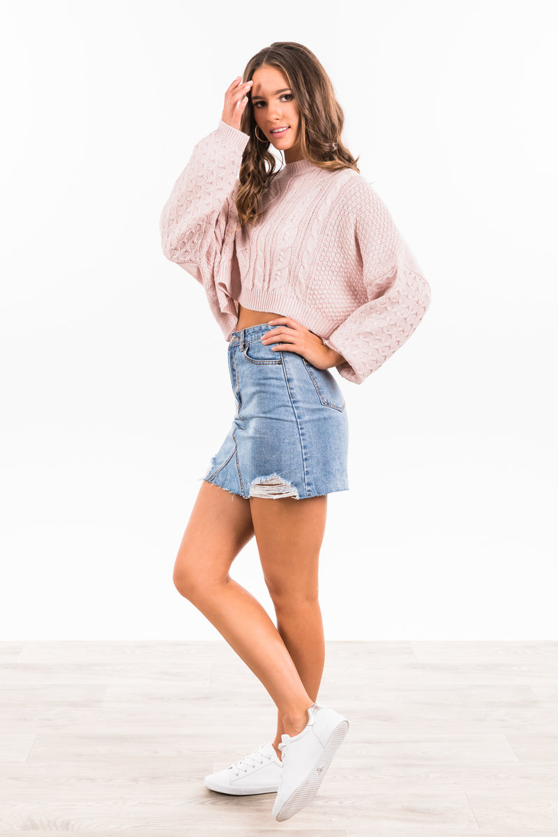 Madilyn Jumper - Pink