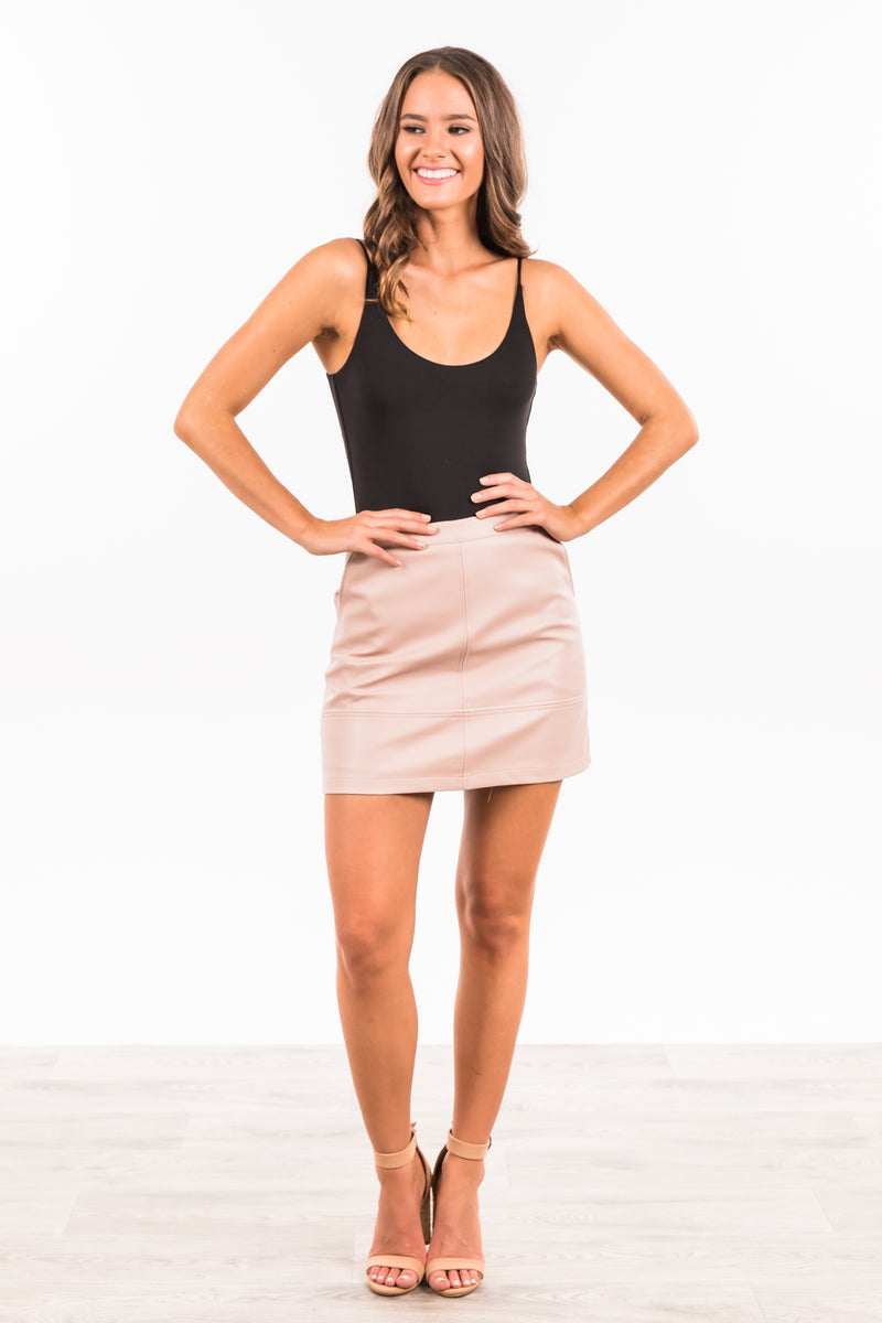 Elle Skirt - Blush