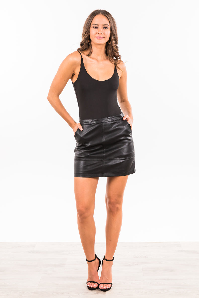 Elle Skirt - Black
