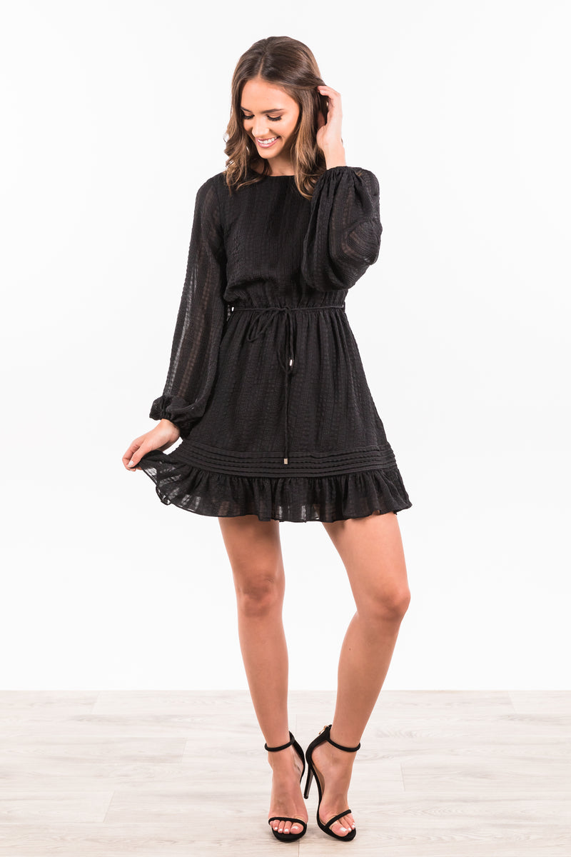 Bethany Dress - Black