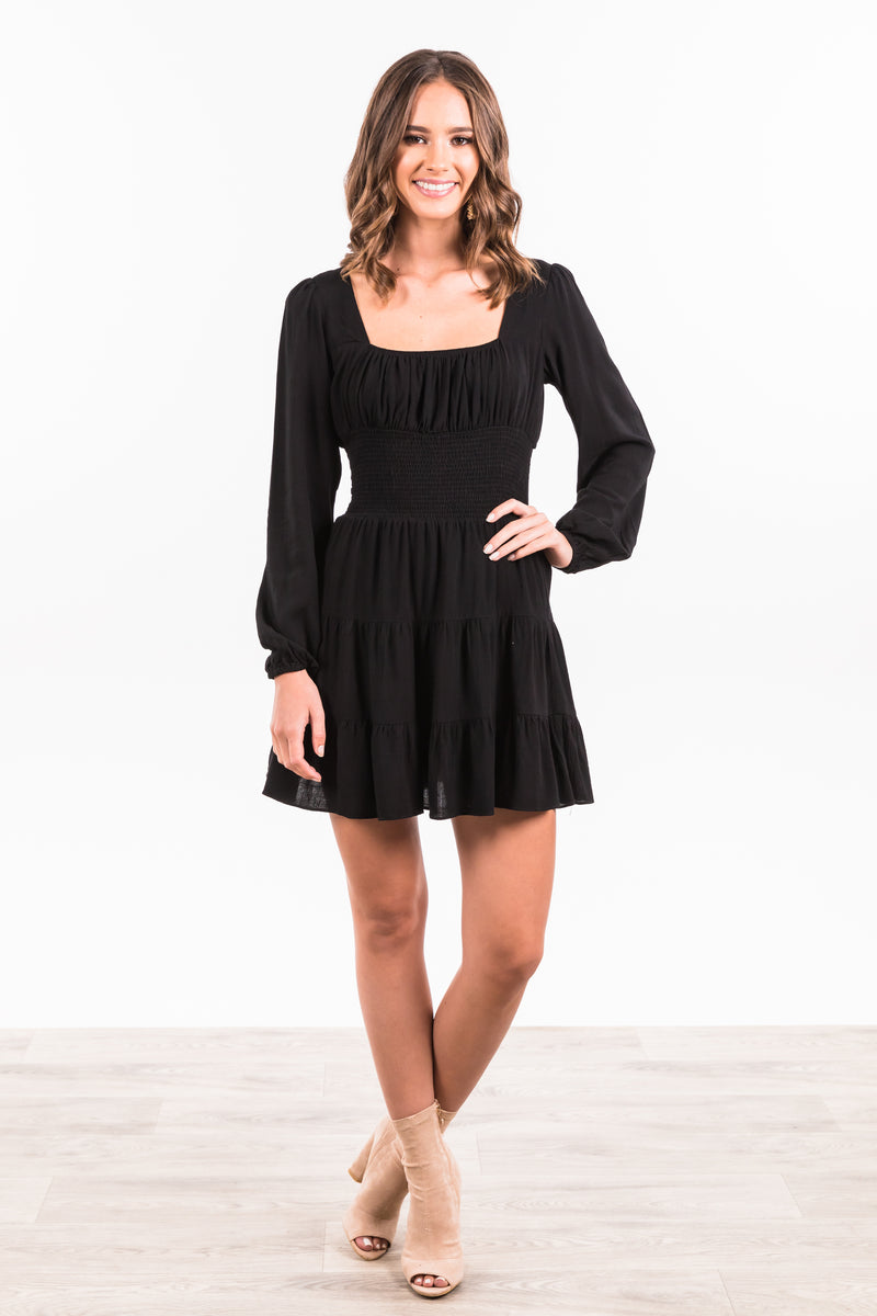 Astoria Dress - Black