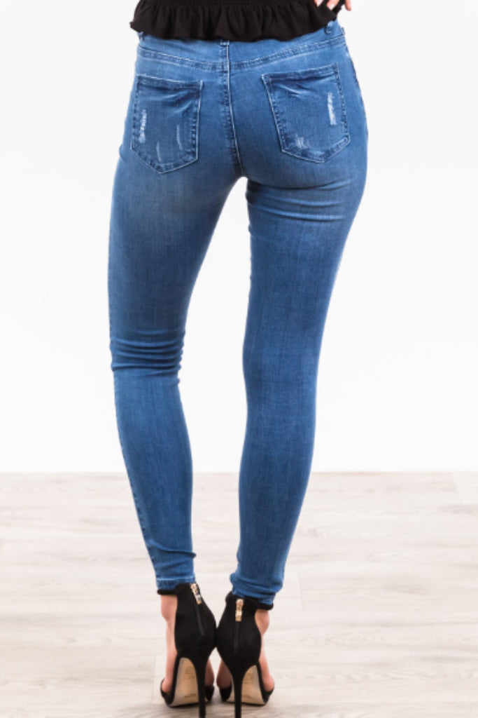Uptown Jeans - Denim Blue