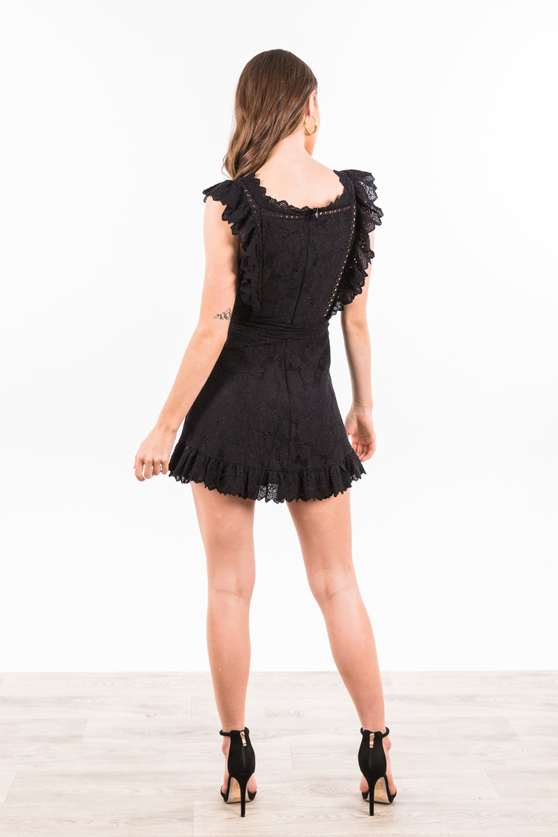 Gianna Dress - Black