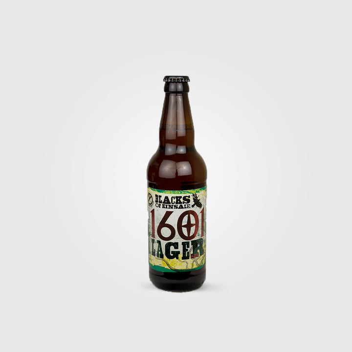 blacks of kinsale_gluten free lager irish craft beer_1601 gluten free craft lager_drunken stork