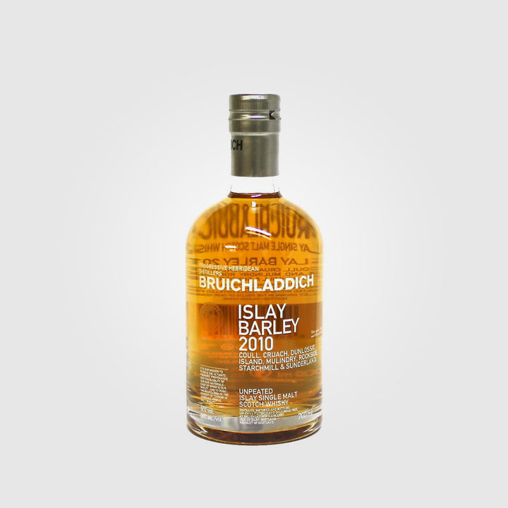 bruichladdich_scotch islay single malt whisky_islay barley_drunken stork