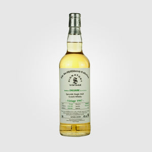signatory_scotch highlands single malt whisky_dailuaine 19 year old 1997 signatory_drunken stork