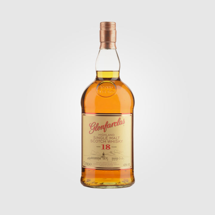 glenfarclas_scotch speyside single malt whisky_glenfarclas 18 year old_drunken stork