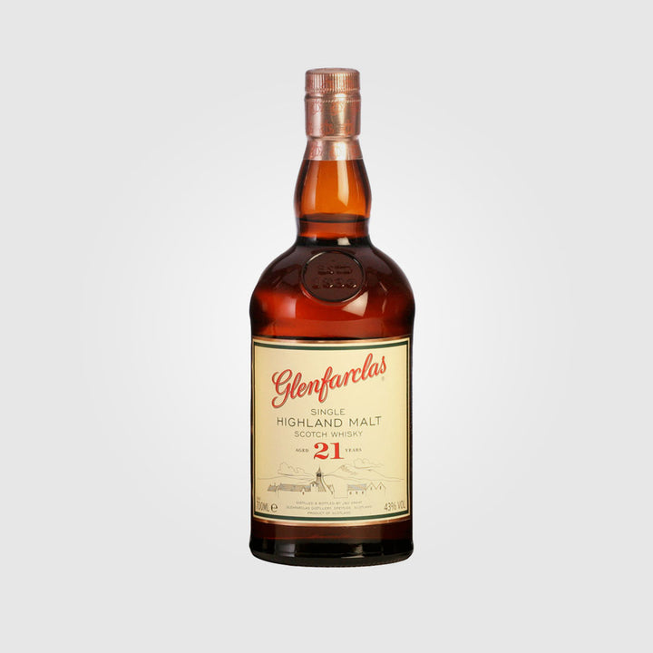 glenfarclas_scotch speyside single malt whisky_glenfarclas 21 year old_drunken stork