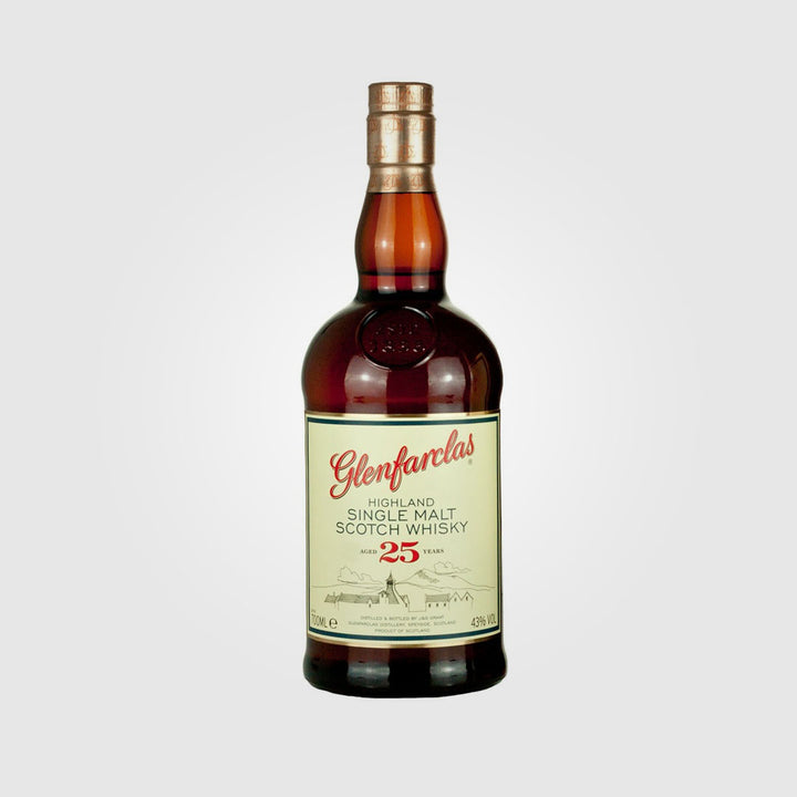 glenfarclas_scotch speyside single malt whisky_glenfarclas 25 year old_drunken stork