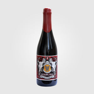 white hag brewery_imperial red ale craft beer_meabh rua imperial red ale_drunken stork