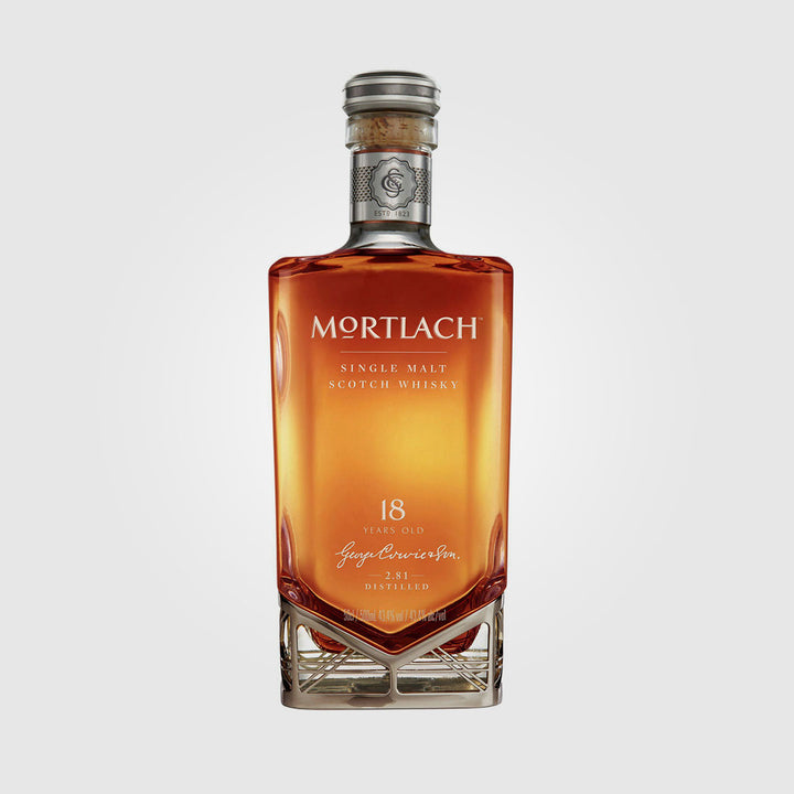mortlach_scotch single malt speyside whisky_mortlach 18 year old_drunken stork
