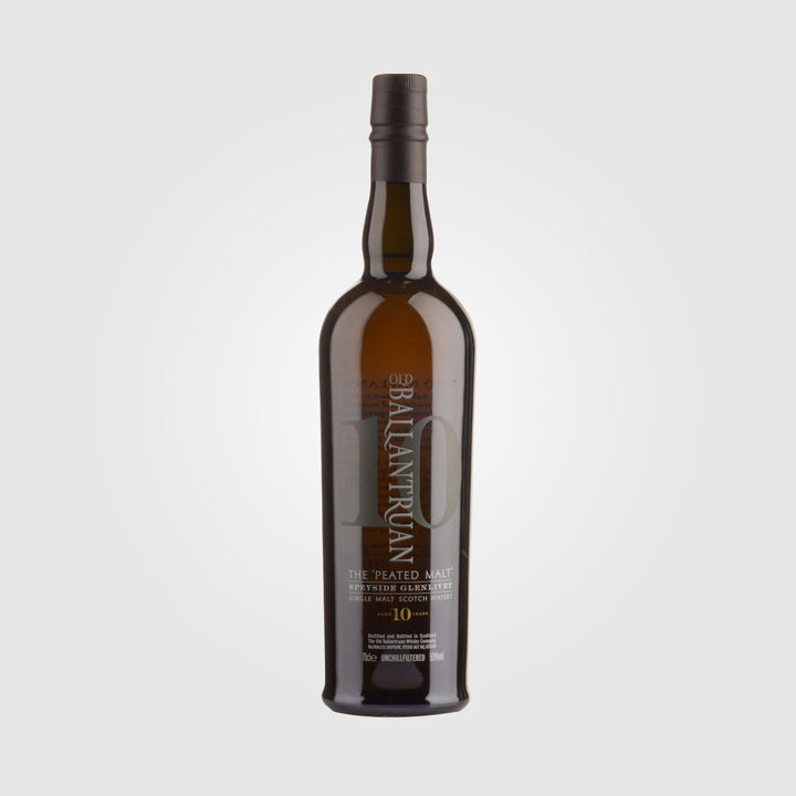 tomintoul_scotch single malt speyside whisky_old ballantruan 10 year old_drunken stork