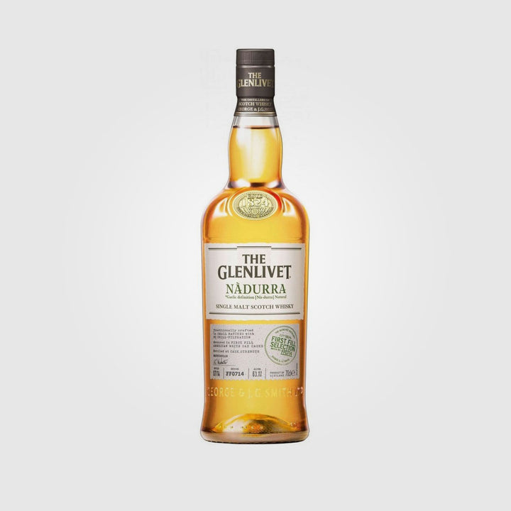 the glenlivet_scotch single malt speyside whisky_nàdurra first fill selection_drunken stork