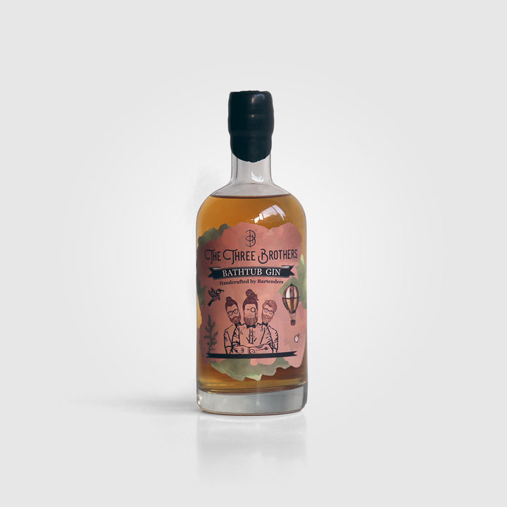Three Brothers Bathtub Gin