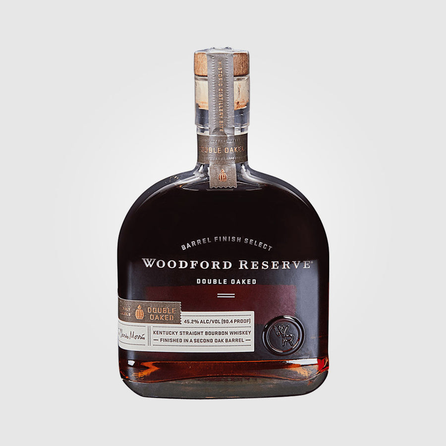 woodford reserve_kenticky usa blended whiskey_double oaked_drunken stork