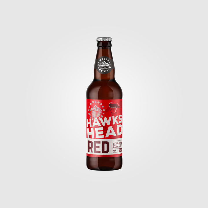 Hawks Head - Red