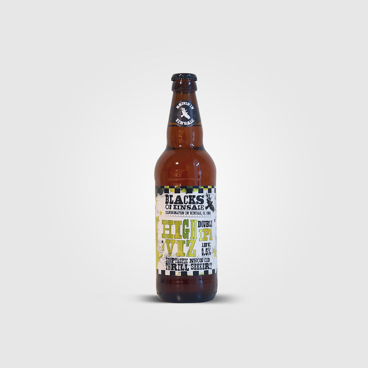 blacks of kinsale_double ipa irish craft beer_high viz double ipa_drunken stork