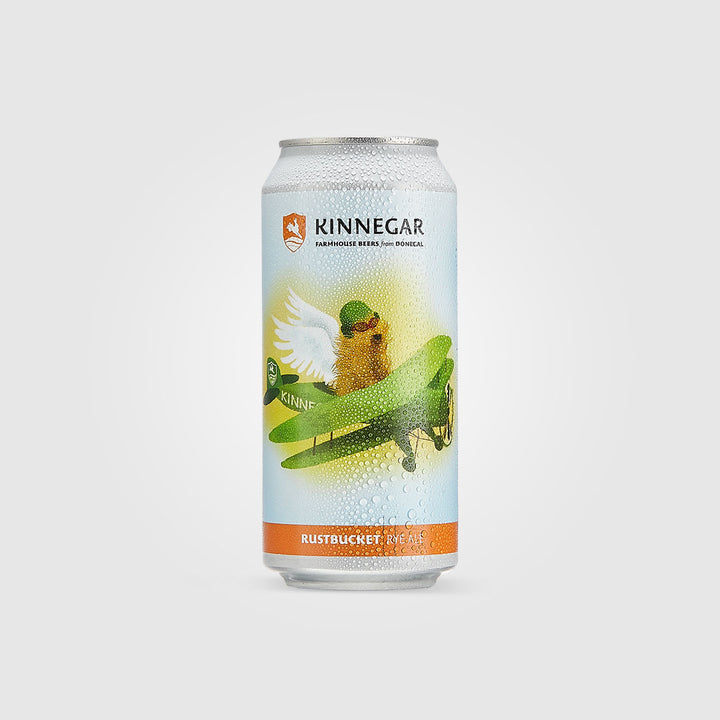 kinnegar_rye ale irish craft beer_rustbucket rye ale_drunken stork