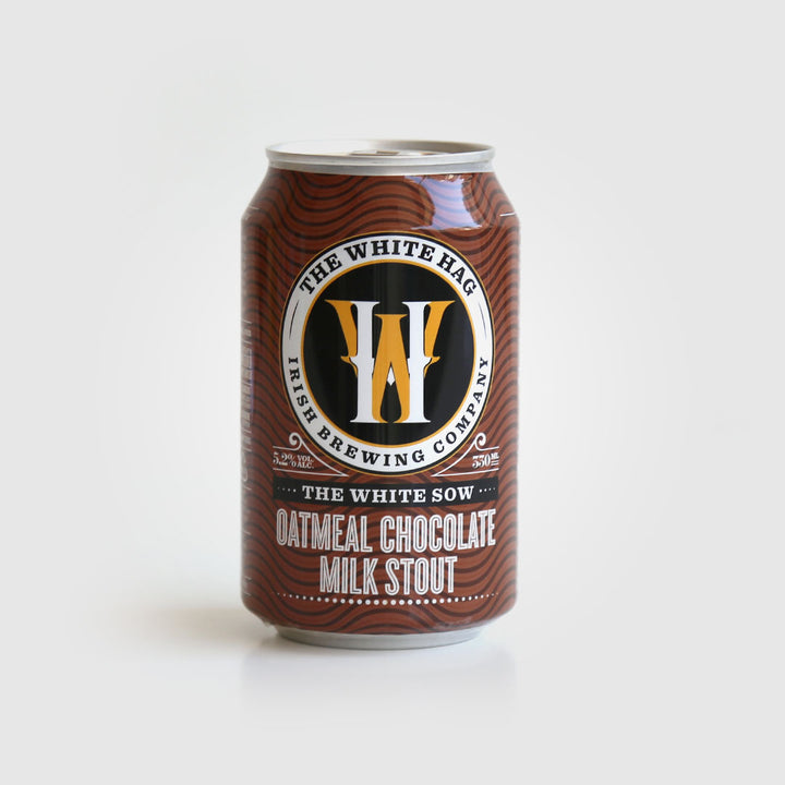 The White Sow Oatmeal Chocolate Milk Stout (33cl)