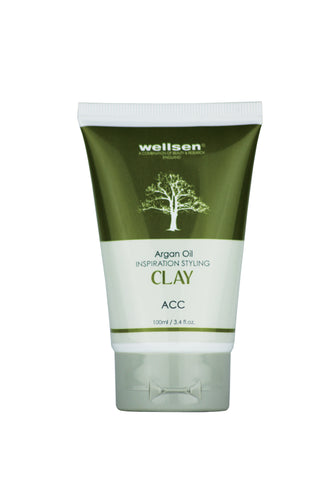 ACC - Wellsen Argan Oil Inspiration Styling Clay