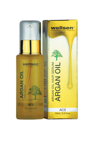 ACS - Wellsen Argan Oil Hair Serum