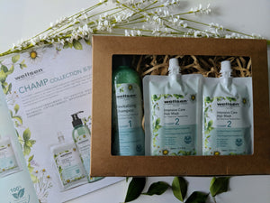 [PROMOTION] Wellsen CHAMP Hair Care Collection for Soothing and Reduce feelings of anxiety